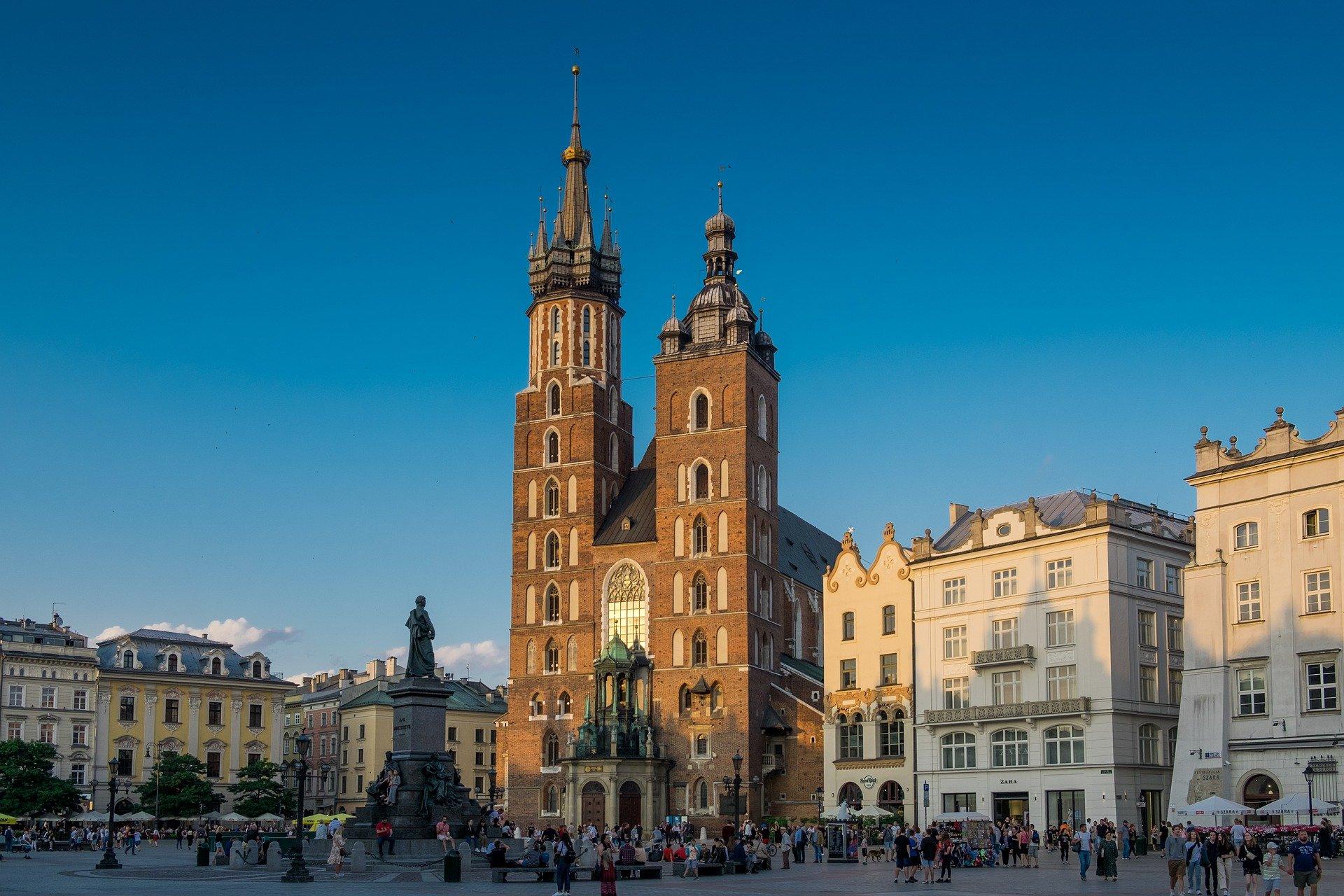 Kraków - jakie atrakcje oferuje miasto | AtrakcjeNaWakacje.pl