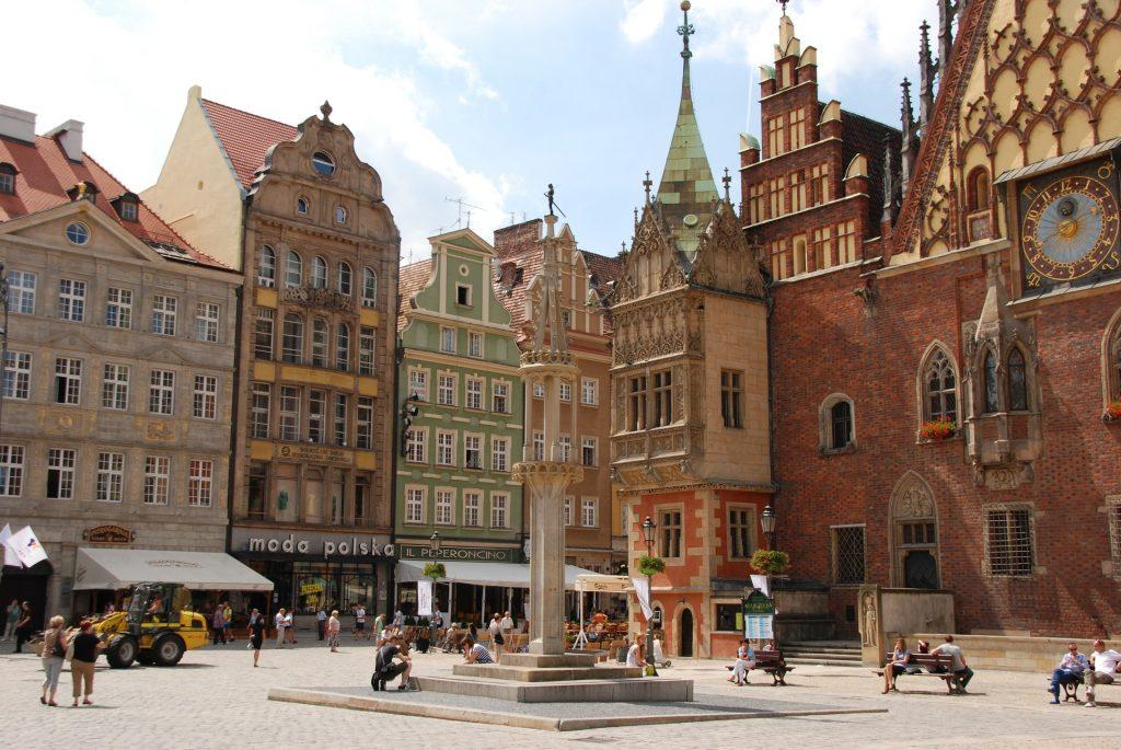 Wrocław - Rynek   AtrakcjeNaWakacje.pl
