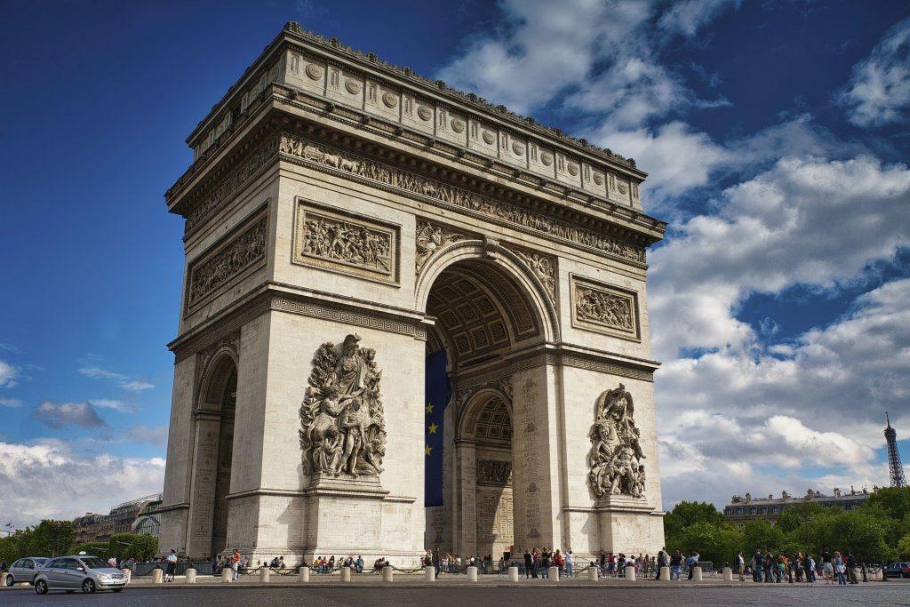 Zwiedzanie Paryża | AtrakcjeNaWakacje.pl