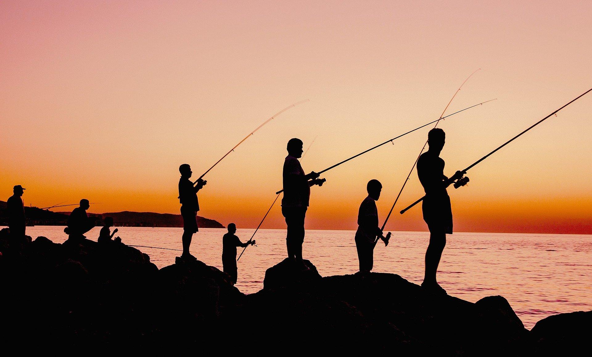 Idziemy na ryby | AtrakcjeNaWakacje.pl